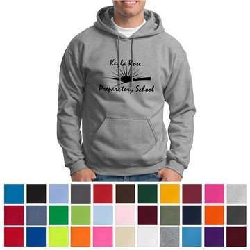Gildan 50/50 Hooded Sweatshirt - Colors