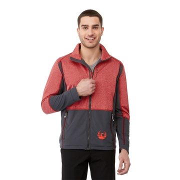 Verdi Hybrid Softshell Jacket by TRIMARK - Men's