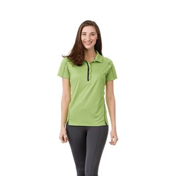Macta Short Sleeve Polo by TRIMARK - Women's