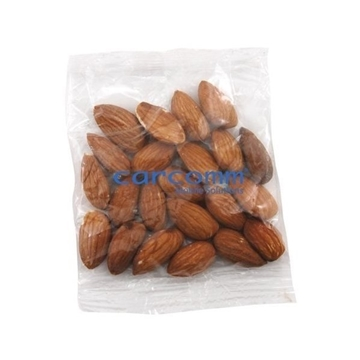 Medium Imprinted Bountiful Bag Filled with Almonds