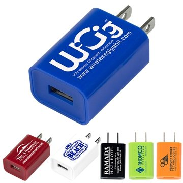 UL Listed USB Wall Charger & AC Adapter