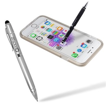 Matte Metal Touch Screen Stylus