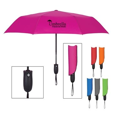 42'' Arc Telescopic Wave Umbrella