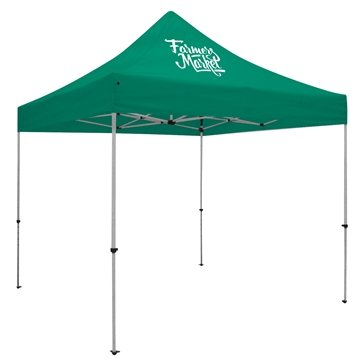10' deluxe Tent Kit- 1 location - thermal print