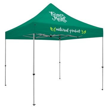 10' deluxe Tent Kit- 2 location - thermal print