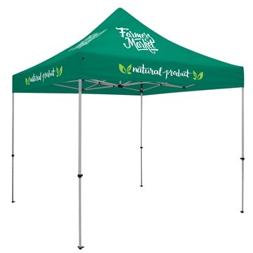 10' Deluxe Tent Kit- 4 Location - Thermal Print