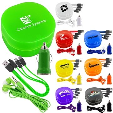 Carry All Car Charging Set