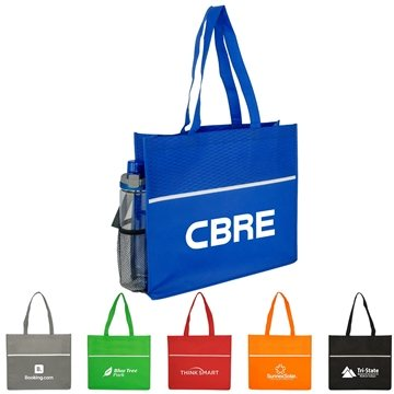 Polypropylene Wave Shopping Tote