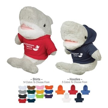 6'' Salty Shark With Shirt