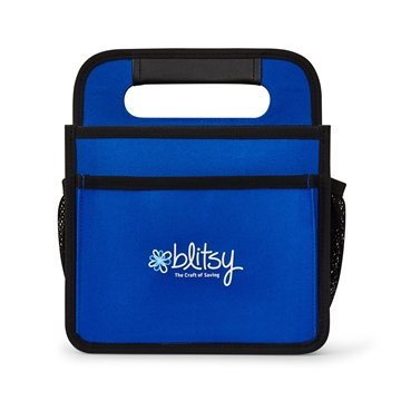 Everyday Carry Caddy - Royal Blue/Black