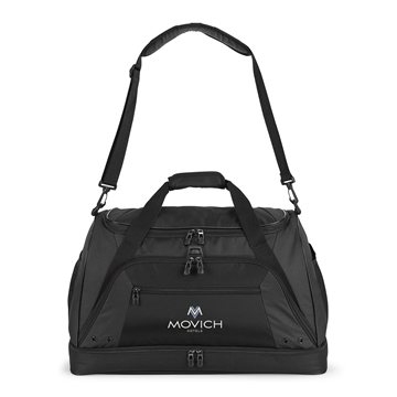 Vertex Commander Travel Bag - Black