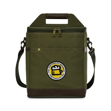 Imperial Insulated Growler Carrier - Loden