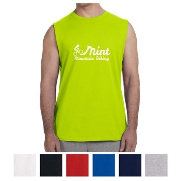 Gildan® Adult Ultra Cotton® Sleeveless T-Shirt - 2700