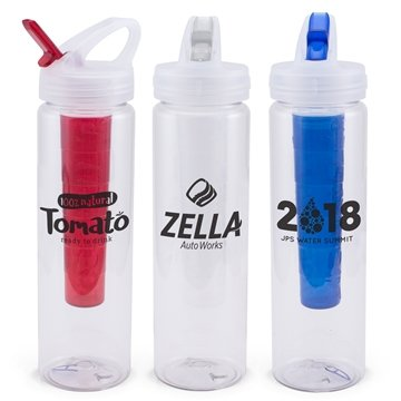 Pro Chill - USA 25 oz. Water Bottle w/ Ice Chiller