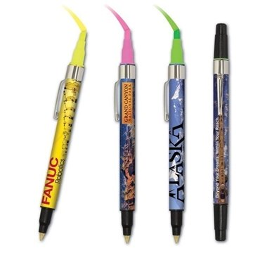 USA Vista™ VibraColor® Pen + Highlighter