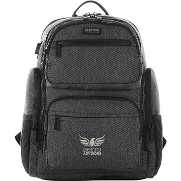 Kenneth Cole® Double Pocket 15'' Computer Backpack