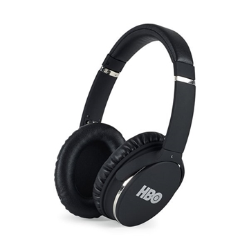 Brookstone® Noise Canceling Bluetooth® Headphones - Black