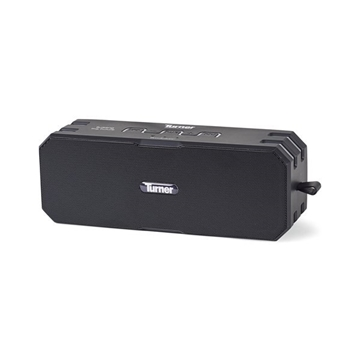 Brookstone® Armor Waterproof & Dustproof Bluetooth® Speaker - Black