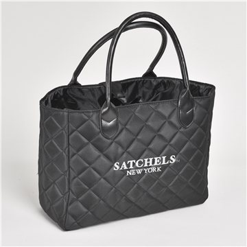 Classic Quilted Tote