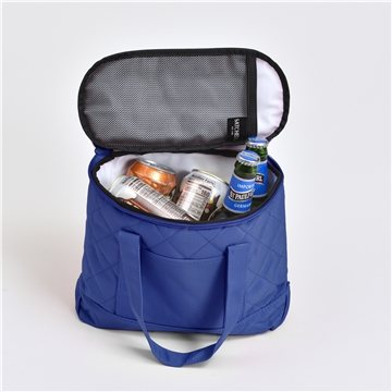 Quilted mini Cooler Tote