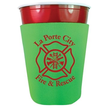 Party Cup Coolie  (Made in USA)