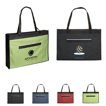 Polyester Big Event Tote Bag