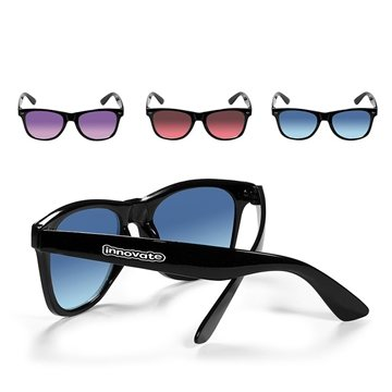 Sunglasses W/ Gradient Lenses
