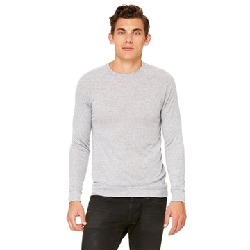 Bella + Canvas Unisex Lightweight Sweater - 3981
