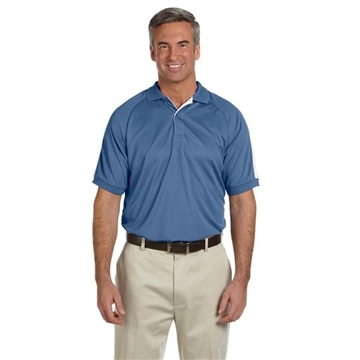 Devon & Jones Men's Dri-Fast™Advantage™Colorblock Mesh Polo