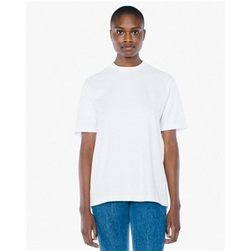 American Apparel Unisex Heavy Jersey Box T-Shirt