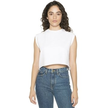 American Apparel Ladies' Heavy Terry Dance Top Sweatshirt