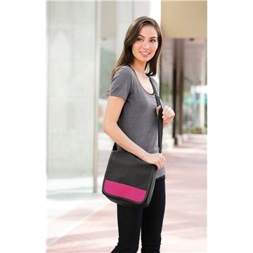 Port Authority® Lunch Cooler Messenger