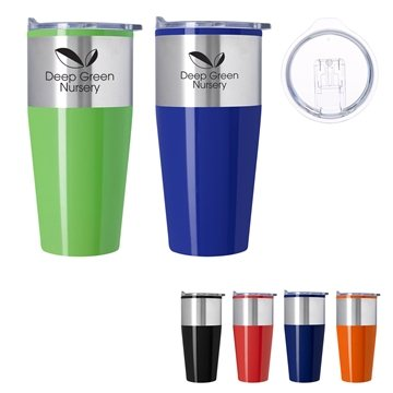 20 oz Sidney Stainless Steel Tumbler