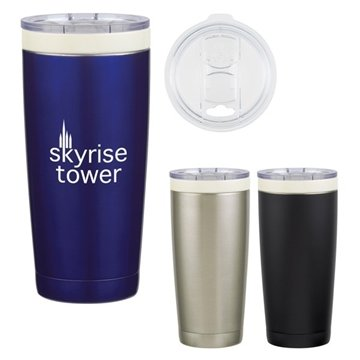 22 oz Ceramisteel™ Lil' Boss Stainless Steel Tumbler