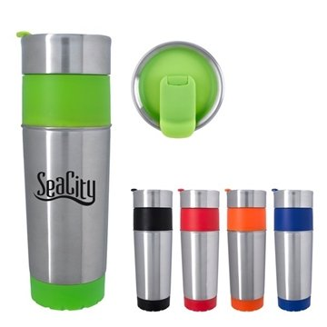 16 oz Nox Stainless Steel Bottle
