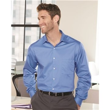 Van Heusen - Flex Collar Long Sleeve Shirt