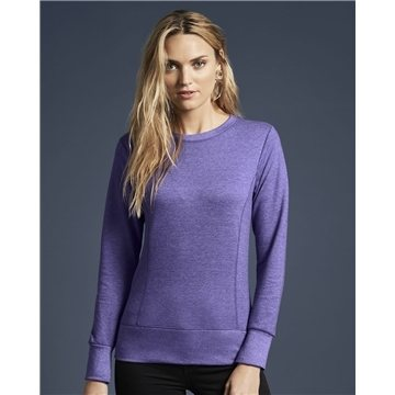 Anvil - Women's Mid-Scoop French Terry