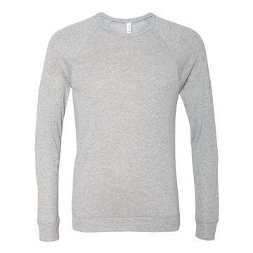 Bella + Canvas - Unisex Lightweight Sweater - 3981