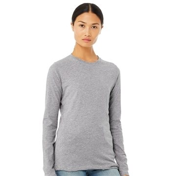 Bella + Canvas - Women's Long Sleeve Jersey Tee - 6500