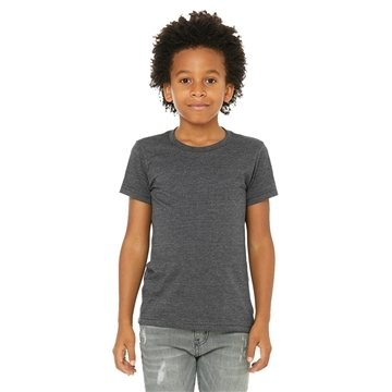 Bella + Canvas - Youth Short Sleeve Crewneck Jersey Tee - 3001y