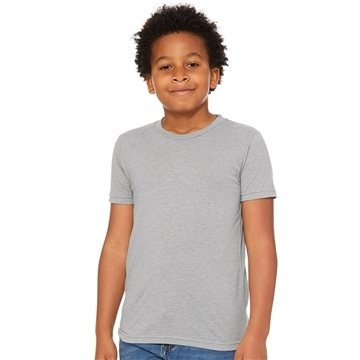 Bella + Canvas - Youth Triblend Jersey Short Sleeve Tee - 3413y