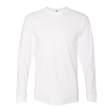 Next Level - Inspired Dye Long Sleeve Crew - 7401