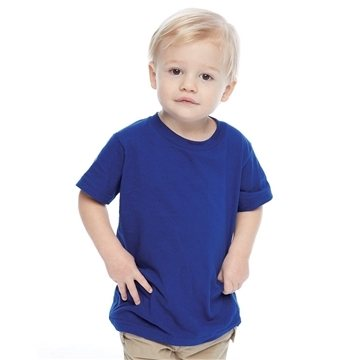American Apparel - Toddler Fine Jersey Short Sleeve T-Shirt