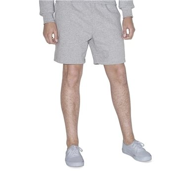 American Apparel - Unisex Mason Fleece Gym Short