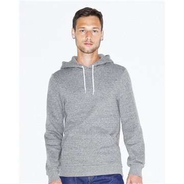American Apparel - Unisex Mock Twist Pullover Hooded Sweatshirt