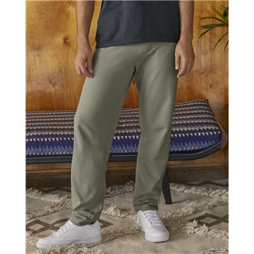 American Apparel - Unisex French Terry Open Bottom Pant