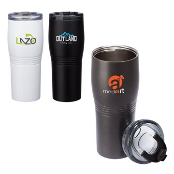 Misty 20 oz Double Wall Stainless Steel Tumbler