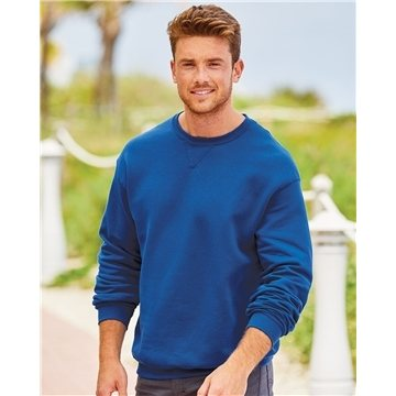 Fruit of the Loom - Sofspun Crewneck Sweatshirt