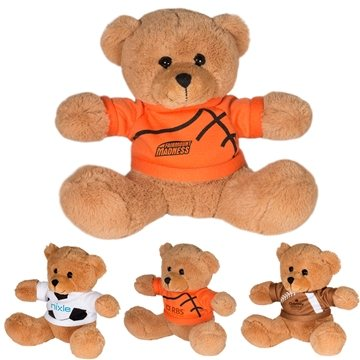 7'' GameTime!® Plush Bear
