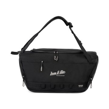 Heritage Supply™ Highline Convertible Duffel - Black